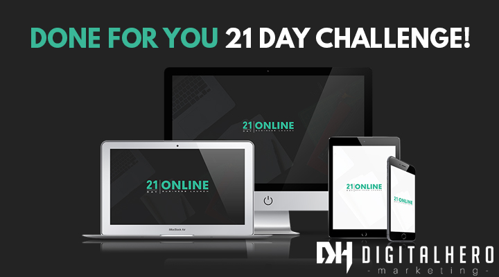 [PLR] Done For You 21 Day Challenge