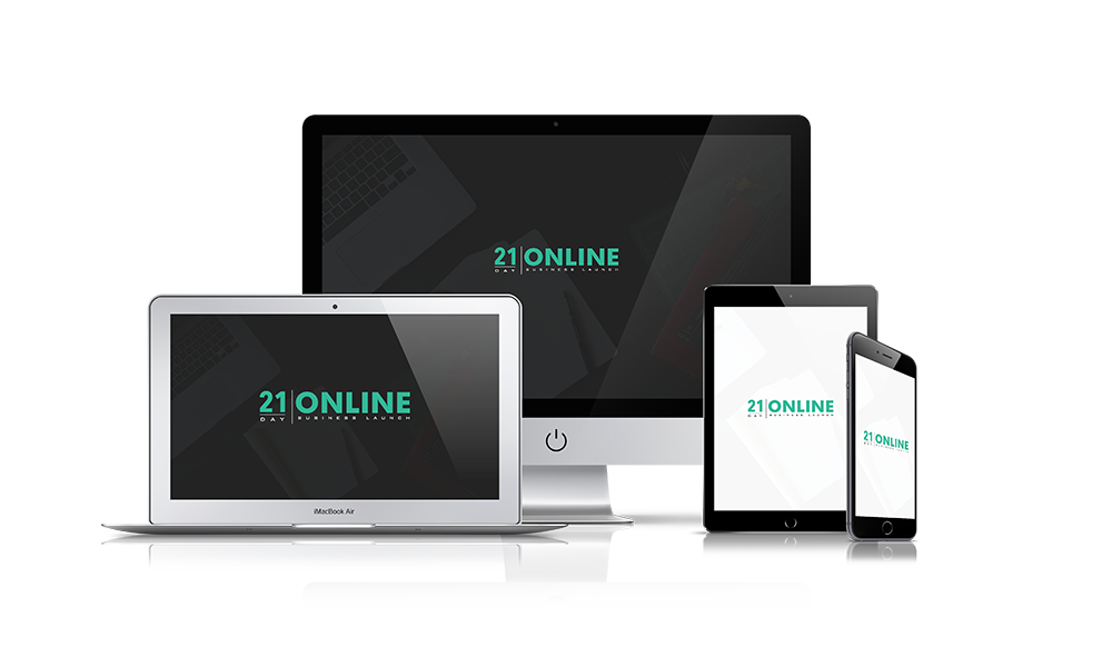 21 Day Online Business Launch - Digital Hero Marketing