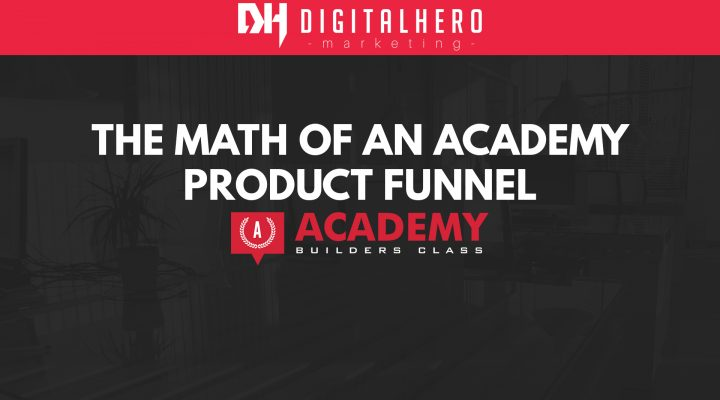 The Math Of An Academy Product Funnel